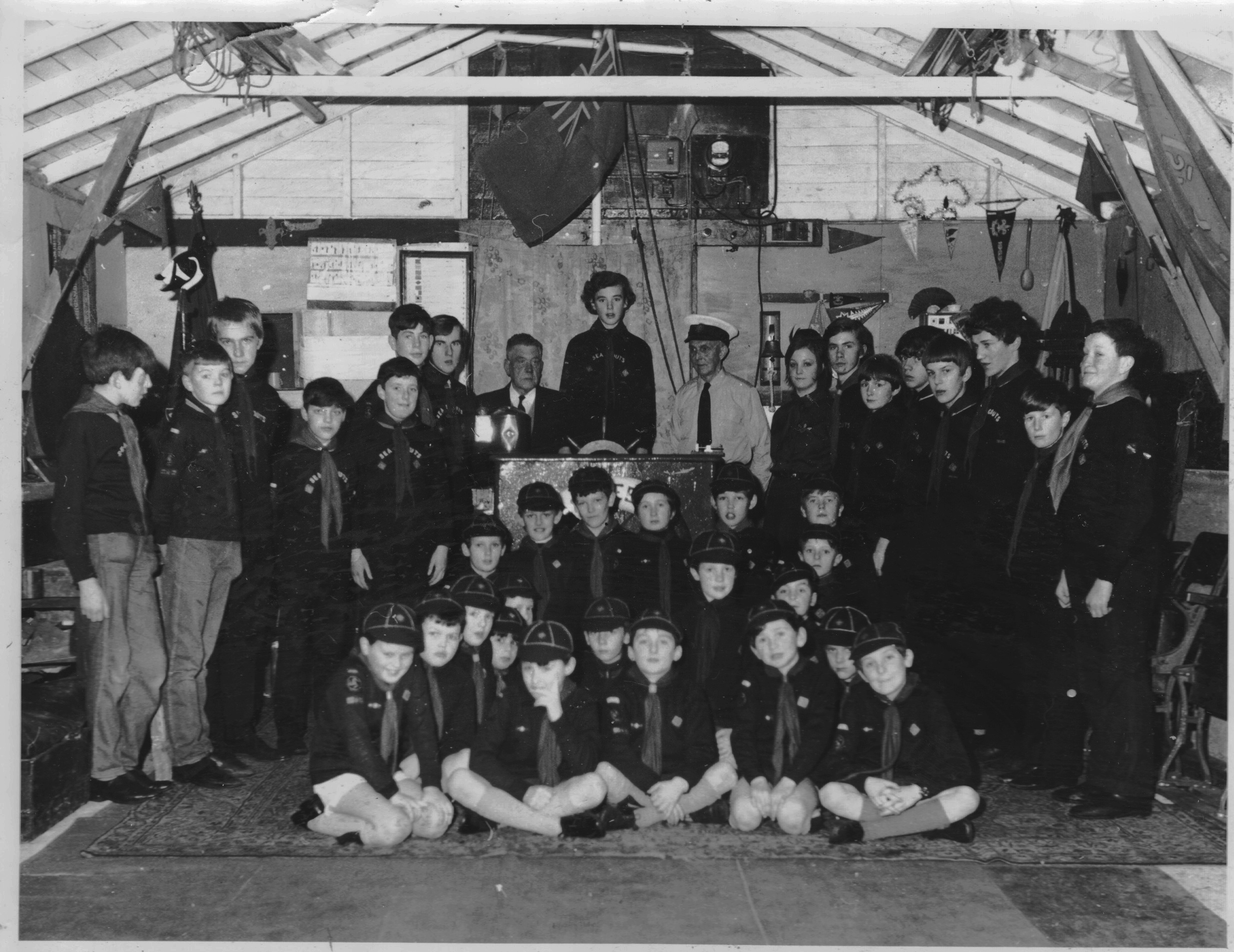 1971 Group Photo