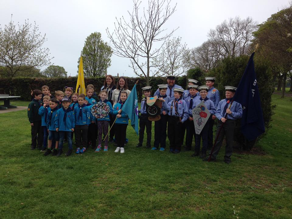 3rd Peel Beavers St. Georges Day