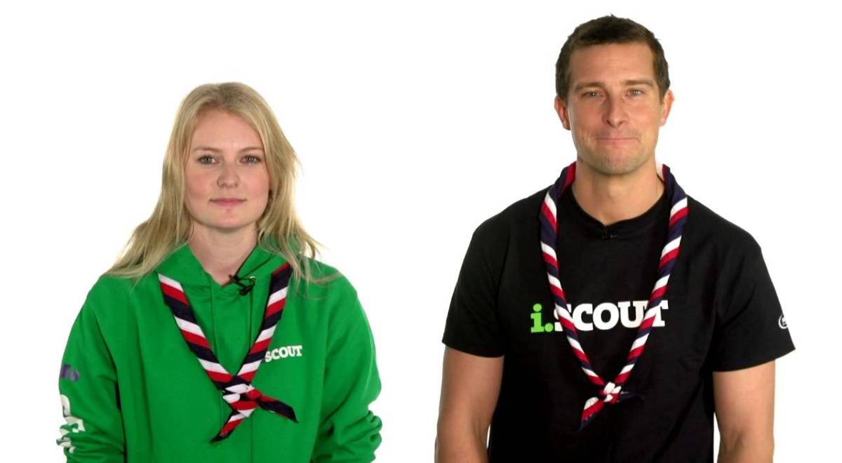 3rd Peel Scouts Get Involved