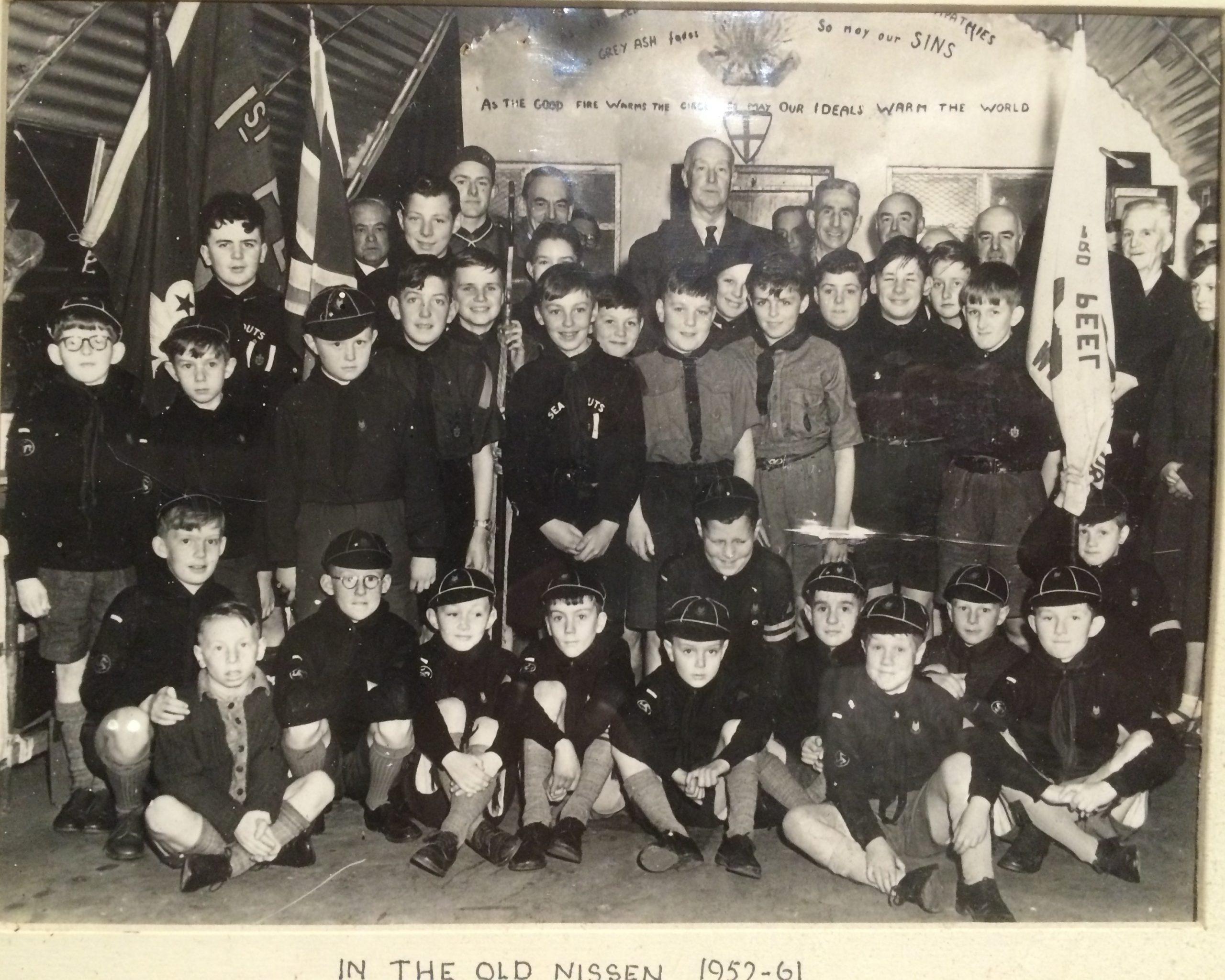 Nissen Hut 1952-61