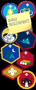 3rd Peel Badge Requirements